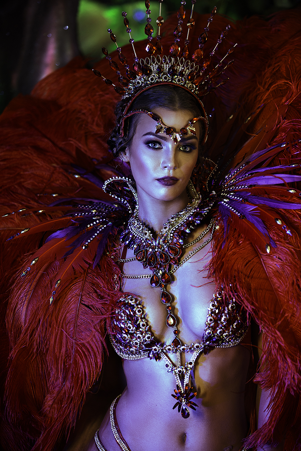 Queen of Hearts | TRIBE Carnival 2018