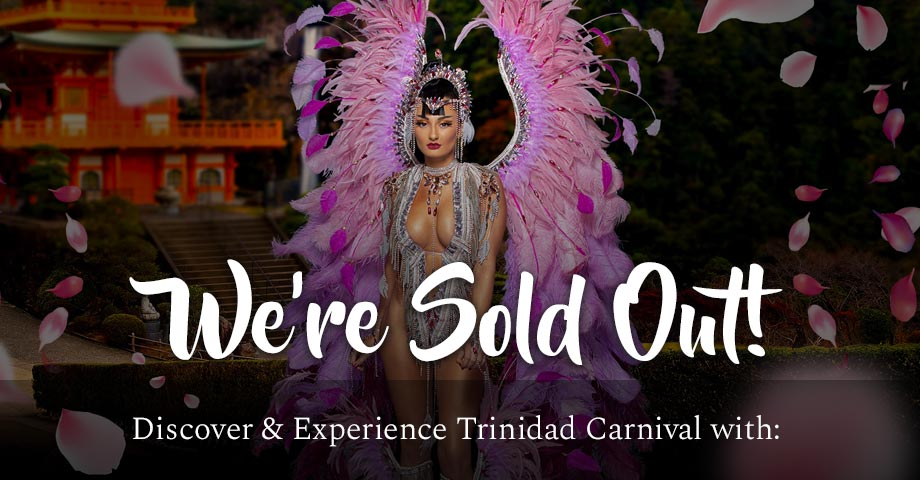 TRIBE is SOLD OUT!